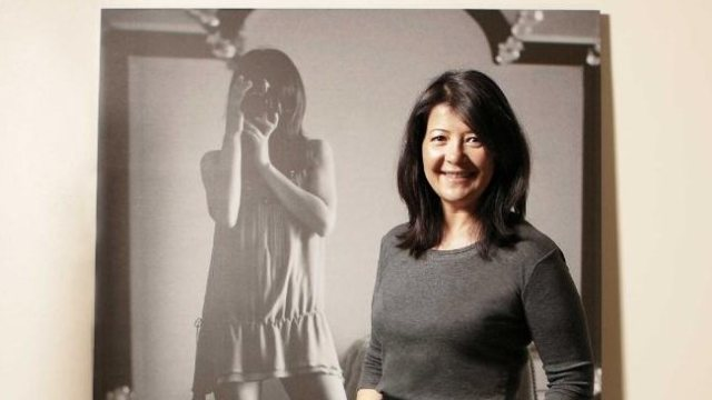The eponymous Lisa Ho, creating fab Aussie fashion for the past 30 years
